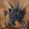 Design Toscano Sir Lamorak's Dragon Wall Trophy by Liam Manchester Photographic Print
