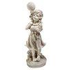 Design Toscano Jessie and Her Balloon Statue