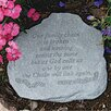 Design Toscano Our Family Chain...Memorial Garden Marker Stepping Stone