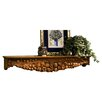 Design Toscano The Bounty of Karnington Manor Wood Mantel
