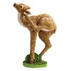 Design Toscano Out from the Thicket Baby Deer Statue