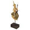 Design Toscano Zueng Piphat Thai Classical Musician Figurine