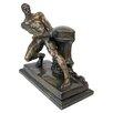 Design Toscano The Power of Man Cast Statue