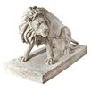 Design Toscano Kingsbury Garden Giant Lion Sentinel Statue