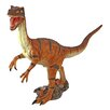 Design Toscano Velociraptor Scaled Dinosaur Statue