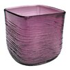 Design Toscano St. Enimie Square Glass Vase