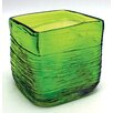 Design Toscano Amboise Square Glass Vase