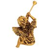 Design Toscano Trumpeting Angels of St. Peters Square Girl Figurine