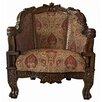 Design Toscano Gentlemen's Drawing Room Chair