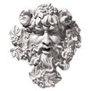 Design Toscano Bacchus God of Wine Greenman Wall Décor