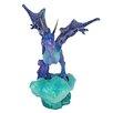 Design Toscano Frost Gothic Dragon Statue
