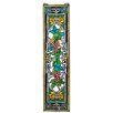 Design Toscano Grapes on the Vine Tiffany-Style Stained Glass Window
