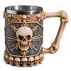 Design Toscano Skullduggery Tankard Mug