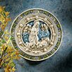 Design Toscano Adoration of the Child Roundel Wall Décor