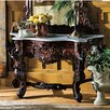 Design Toscano Hapsburg Marble Topped Console Table