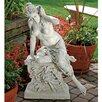 Design Toscano Goddess Demeter at Rest Garden Statue