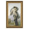 Design Toscano Evening Mood, 1882 by William-Adolphe Bouguereau Framed Painting Print