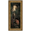 Design Toscano A Hamadryad, 1893 by John William Waterhouse Framed Painting Print