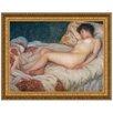 Design Toscano Sleep, 1903 by Frederick Carl Frieseke Framed Painting Print