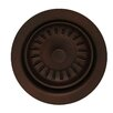 Whitehaus Collection Waste Disposer Trim for Deep Fireclay Sinks