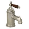 Whitehaus Collection Fountainhaus Single Handle Bathroom Faucet with Pop-Up Waste