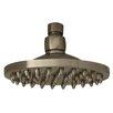 "Whitehaus Collection ShowerHaus 6"" Round Rainfall Shower Head"