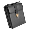 Royce Leather Suede Lined Jewelry Case