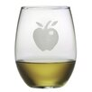 Susquehanna Glass Stemless Wine Glass (Set of 4)