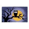 Geo Crafts, Inc Halloween Owl Doormat
