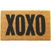 Geo Crafts, Inc XOXO Doormat