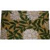 Geo Crafts, Inc Flowers Doormat