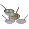 de Buyer Mineral B Element 4-Piece Frying pan Set