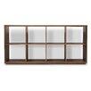 "sohoConcept Malta 34.5"" Cube Unit Bookcase"
