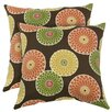 Greendale Home Fashions Throw Pillow (Set of 2)
