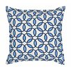 Greendale Home Fashions Rings Cotton Canvas Throw Pillow