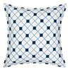 Greendale Home Fashions Geo Cotton Canvas Throw Pillow