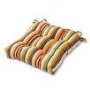 Greendale Home Fashions Outdoor Sunbrella Dining Chair Cushion