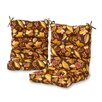 Greendale Home Fashions Outdoor Dining Chair Cushion (Set of 2)
