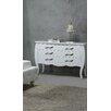 VIG Furniture Modrest Monte Carlo 6 Drawer Dresser