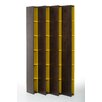 "VIG Furniture Modrest 83"" Accent Shelves Bookcase"