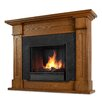 Real Flame Kipling Gel Fuel Fireplace