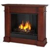 Real Flame Devin Petite Gel Fuel Fireplace