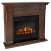 Real Flame Lowry Slim Wall Mount Electric Fireplace