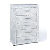 Interlink 5 Drawer Chest of Drawers