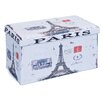 Interlink Foldable Box with Lid