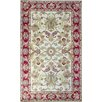 MevaRugs Broadway Hand-Tufted Red Area Rug