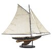Authentic Models Newport Sloop Model Boat