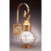 Northeast Lantern Onion 1 Light Wall Lantern