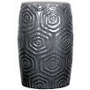 New Pacific Direct Daze Ceramic Garden Stool