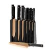 Hampton Forge 13 Piece Titanium Plated Knife Block Set